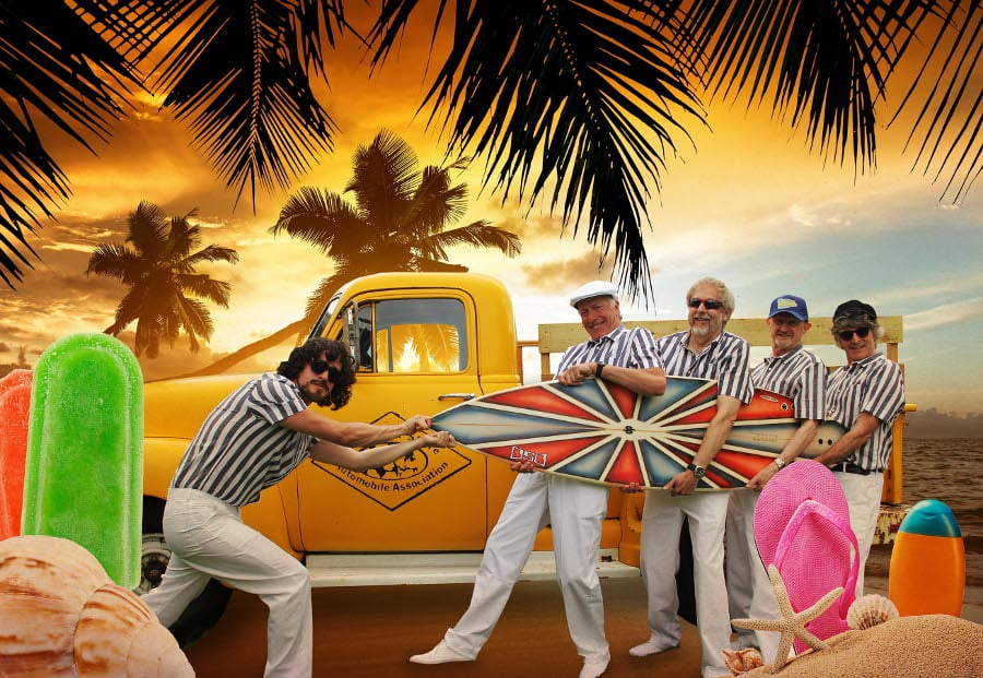 Beach Boys Band