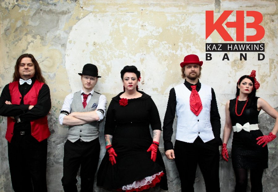 Kaz Hawkins Band