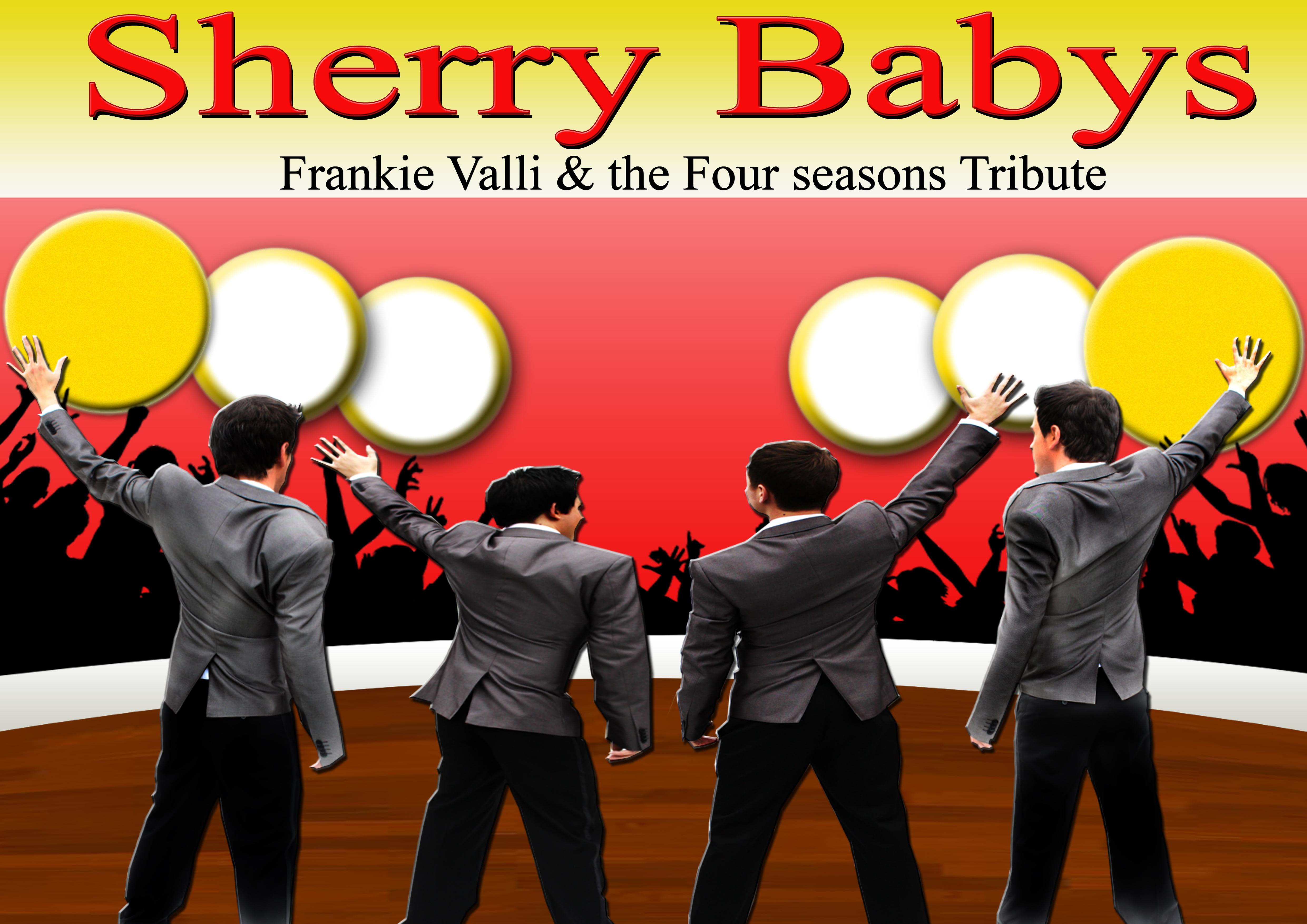 Sherry Babys - Jersey Boys Tribute