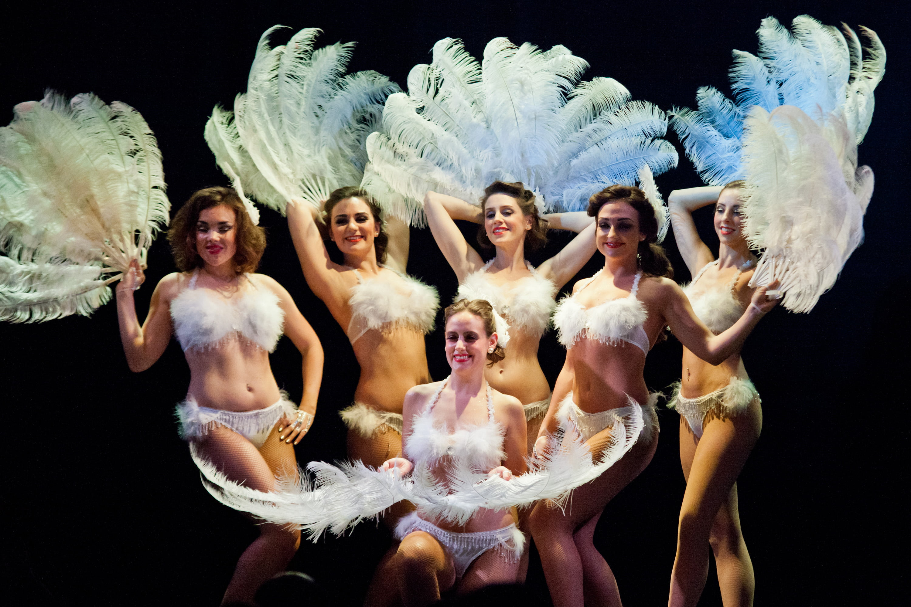 The Flaming Feathers Christmas Cabaret