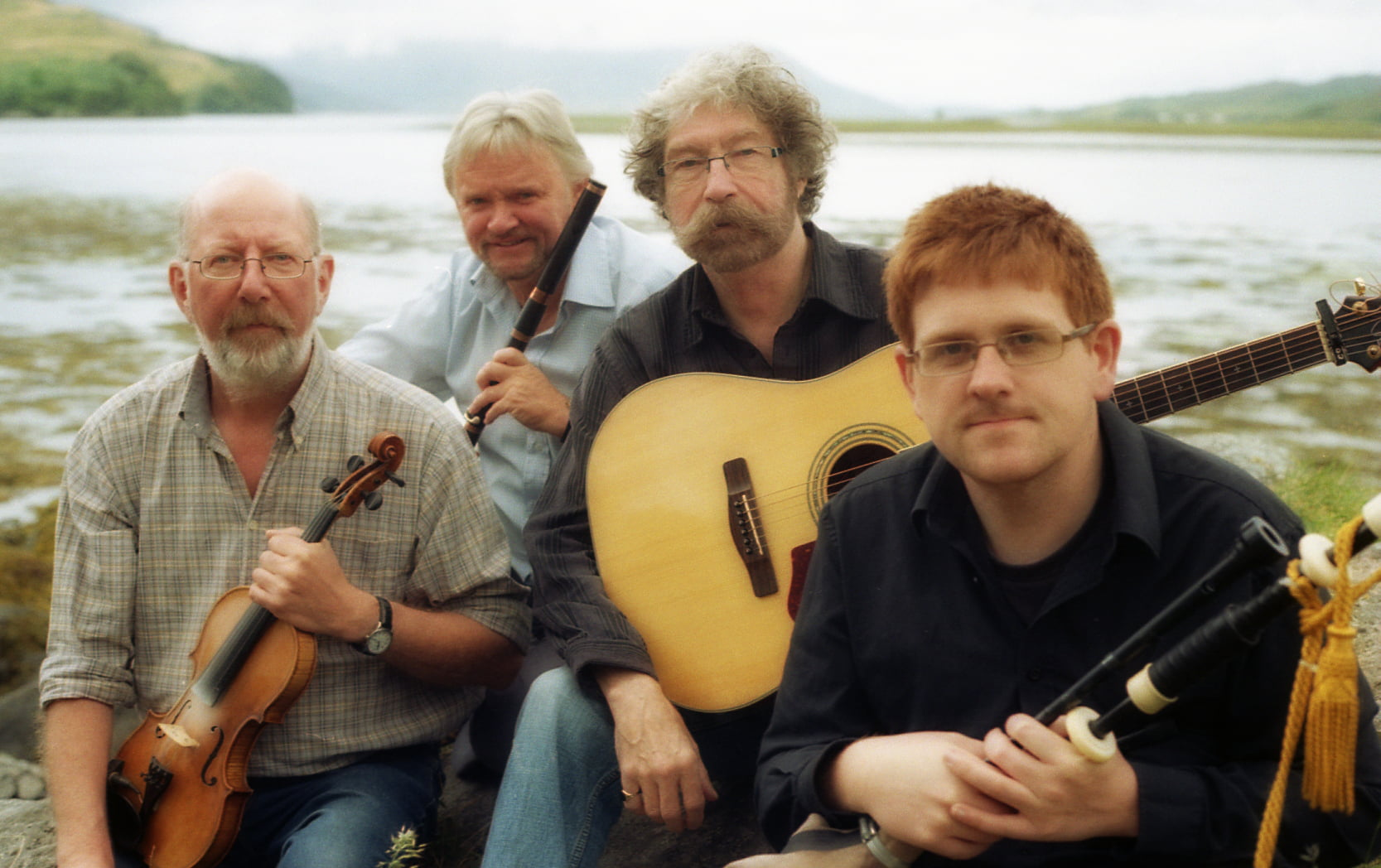 Tannahill Weavers - 50th Anniversary Tour