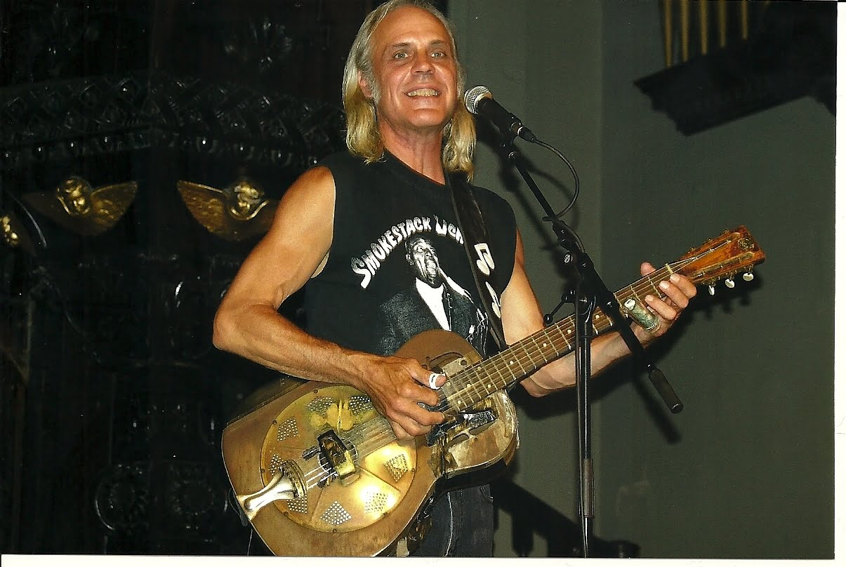 Kent DuChaine the American Delta Bluesman