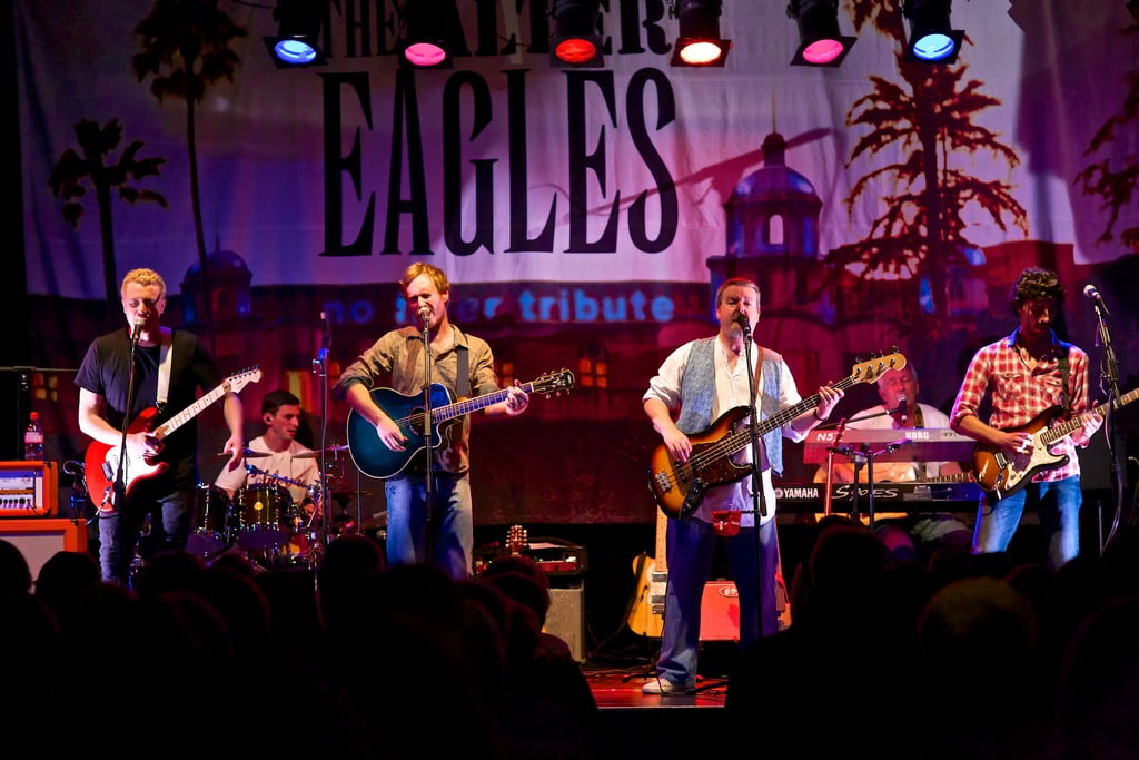 The Alter Eagles - Tribute to The Eagles