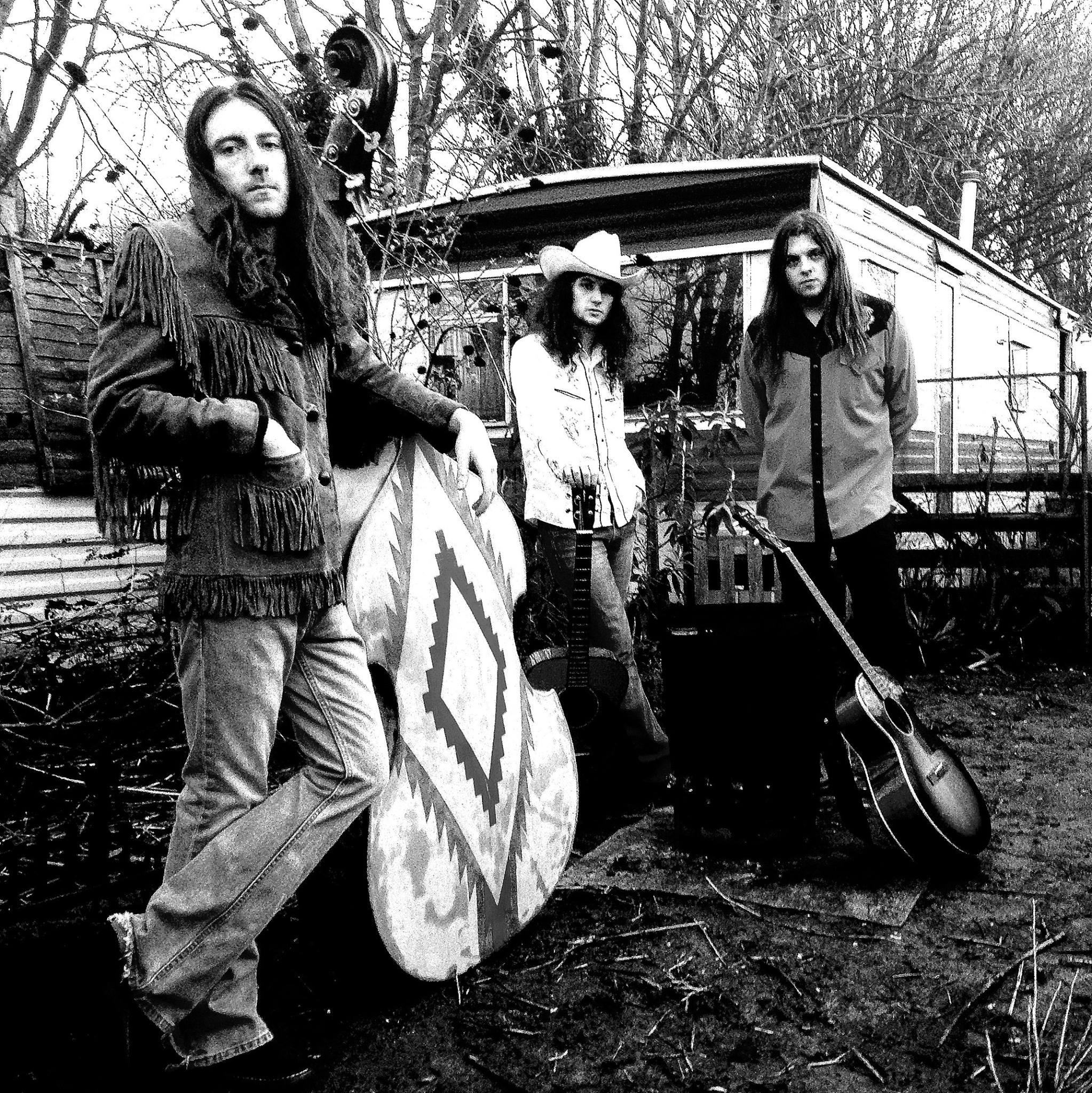 The Goat Roper Rodeo Band with Special Guest Michele Stodart (The Magic Numbers)