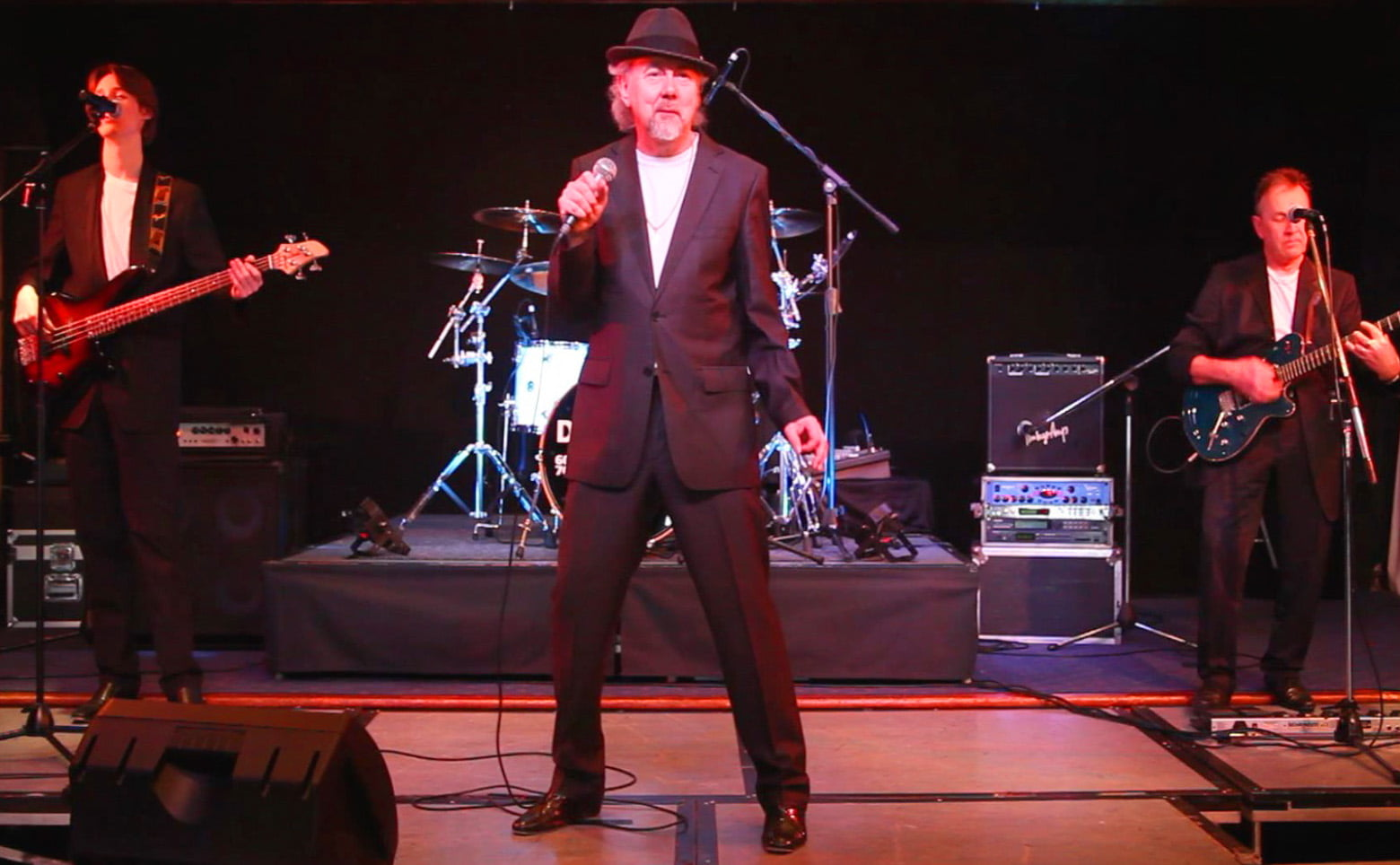 """The Paul da Vinci 60's/70's Explosion"" featuring the Original Voice of The Rubettes' ""Sugar Baby Love"""