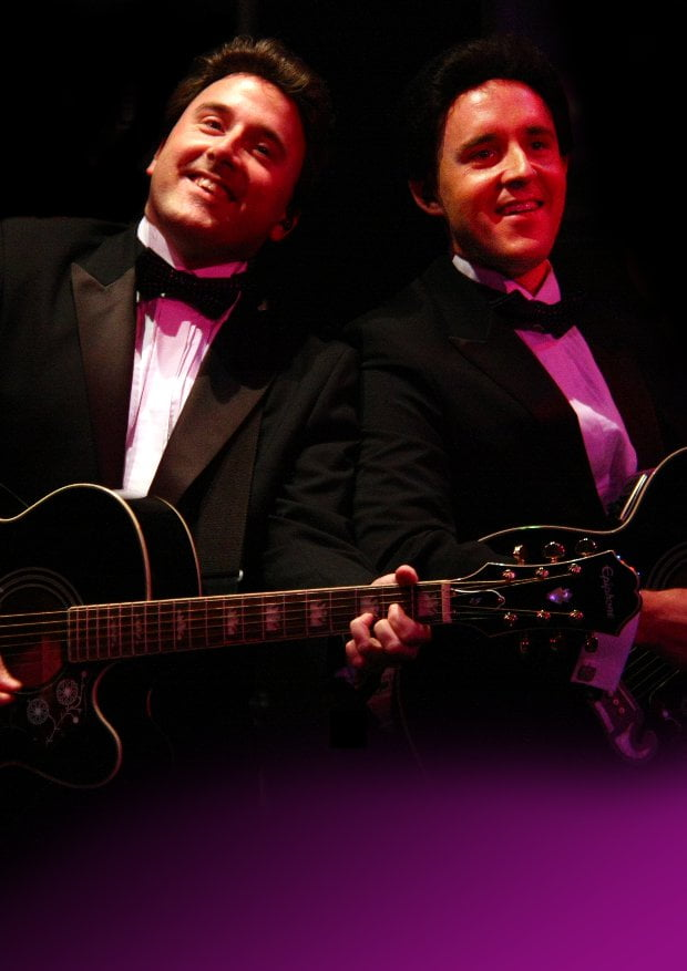 The Everly Brothers & Friends Tribute Show