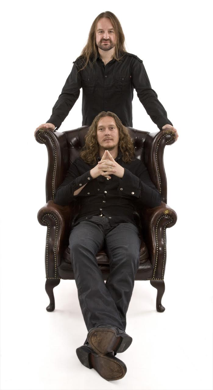 Adam Wakeman and Damian Wilson