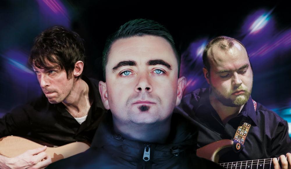 Damien O'Kane Trio