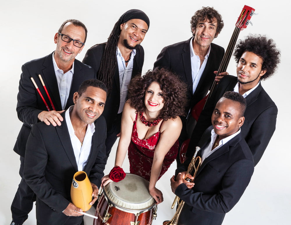 Son Yambu - red hot rhythms straight from the streets of Eastern Cuba