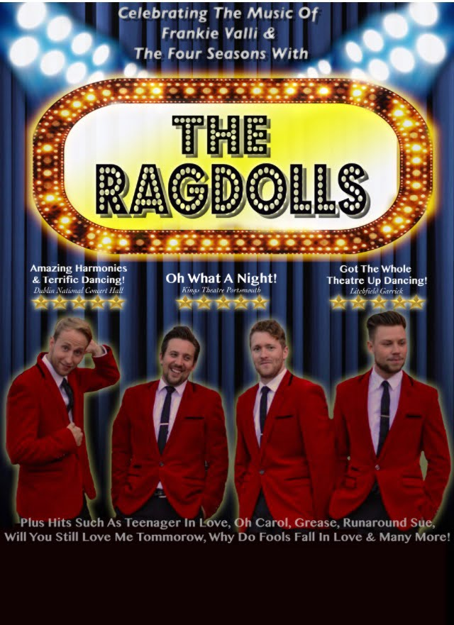 The Ragdolls- Frankie Valli & The Four Seasons Tribute