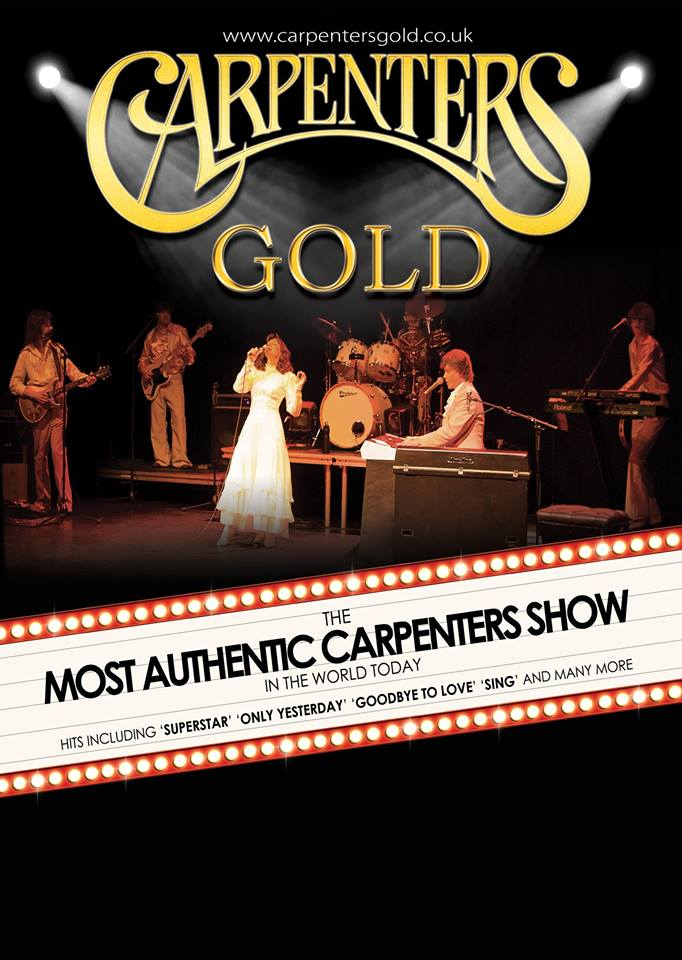 Carpenters Gold – Live in Concert
