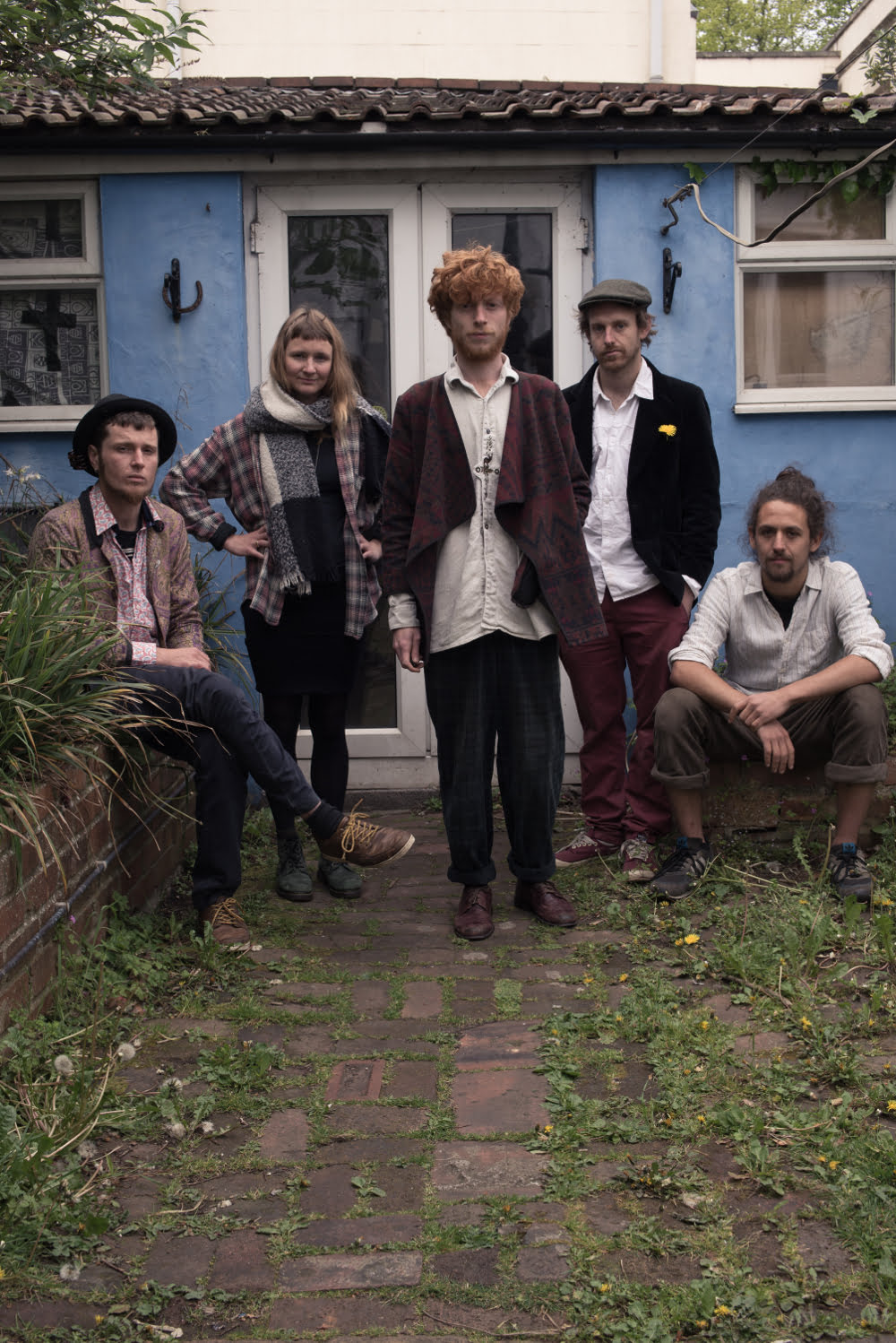 Young Waters (5 piece Band) plus support, Kit Hawes & Aaron Catlow