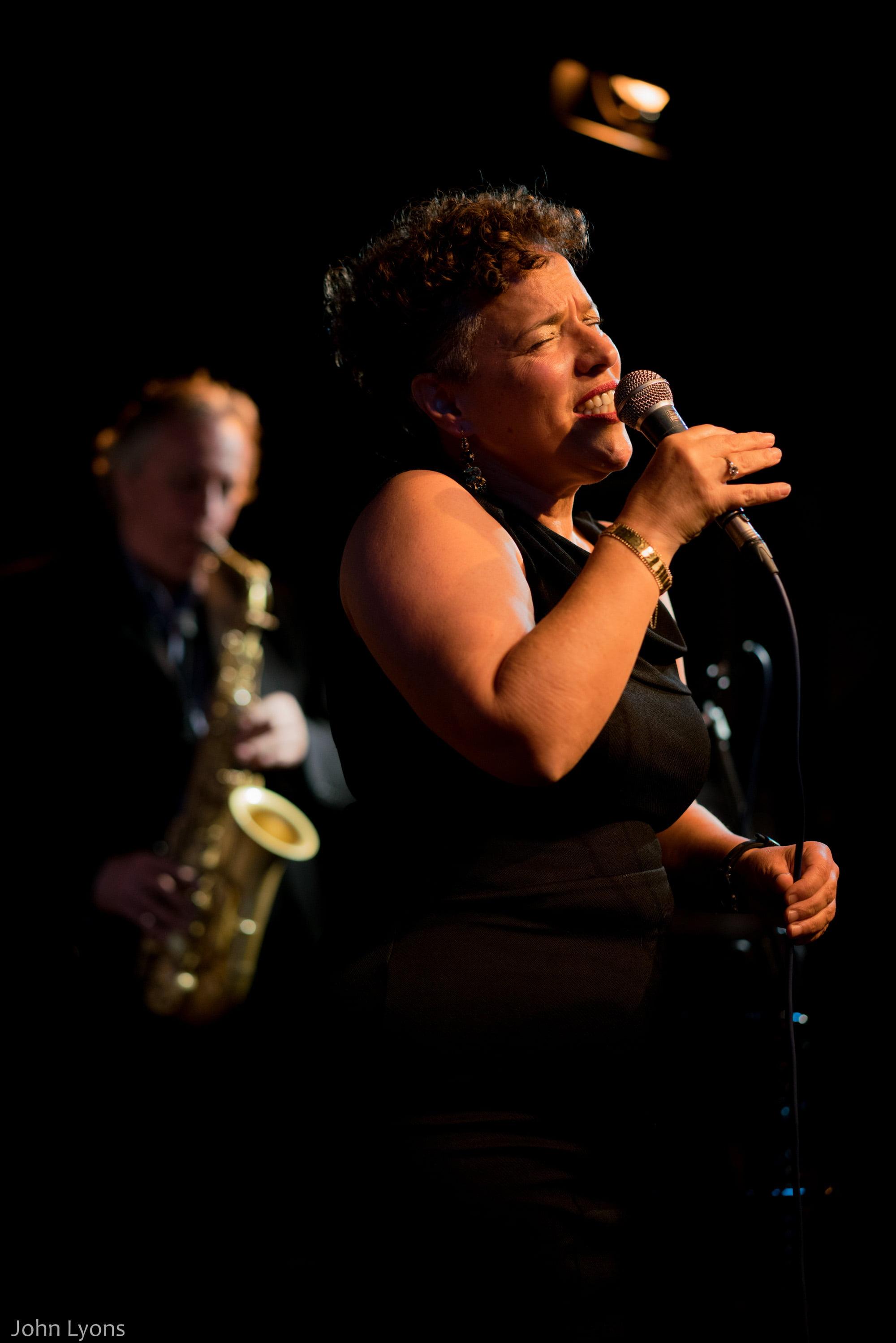 Edana Minghella Quartet present: The Great American Songbook