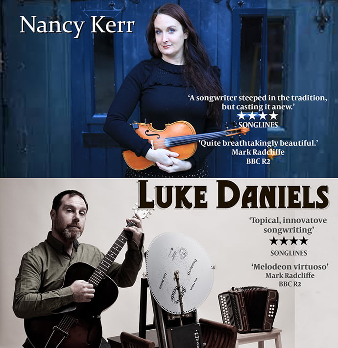 Luke Daniels & Nancy Kerr