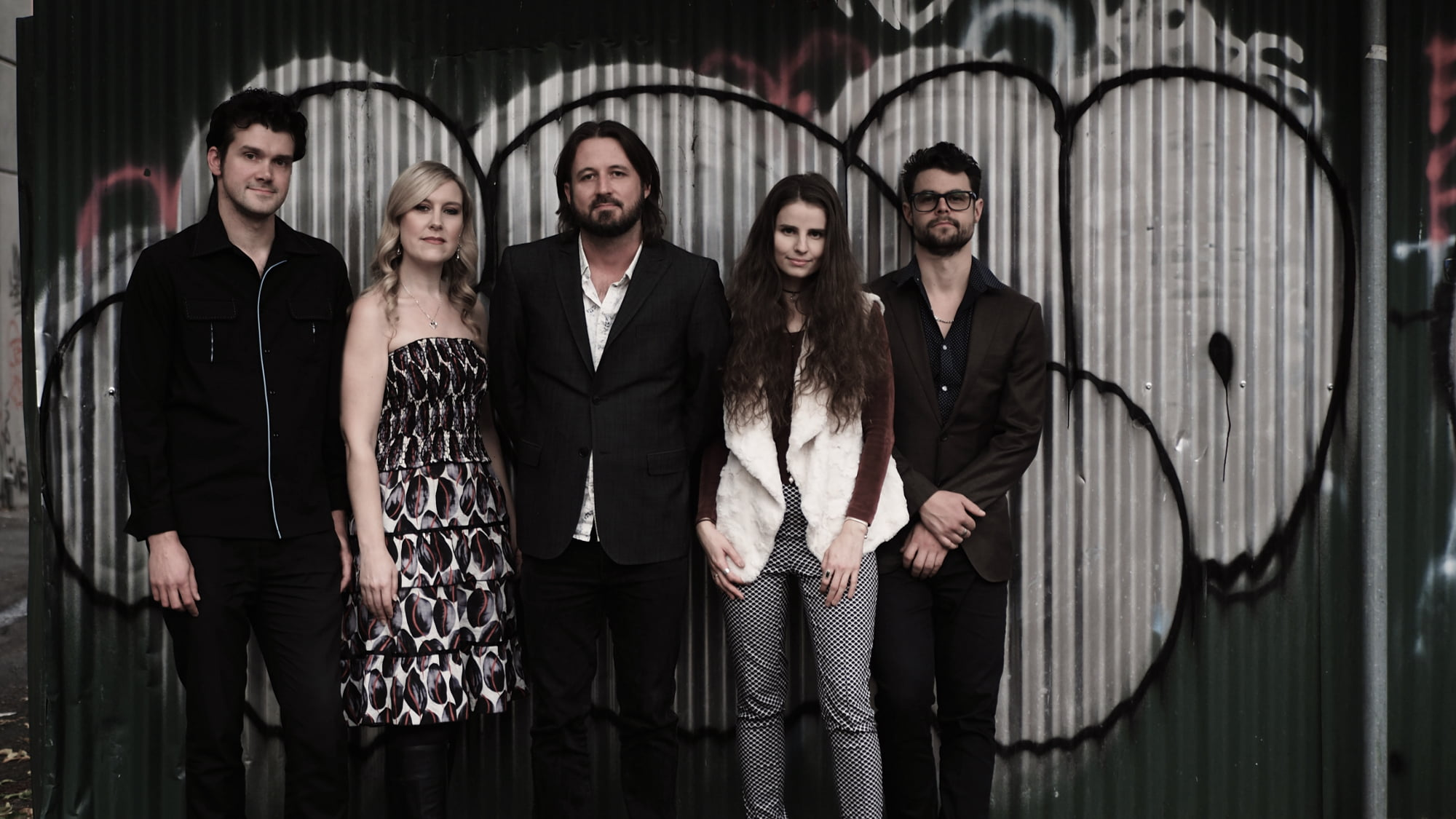 Lachlan Bryan and The Wildes with special guest Dan Webster