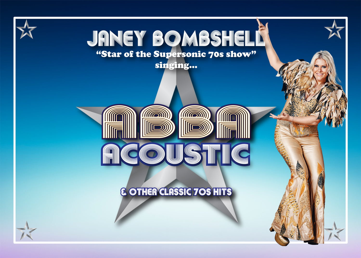 ABBA ACOUSTIC Tribute Show