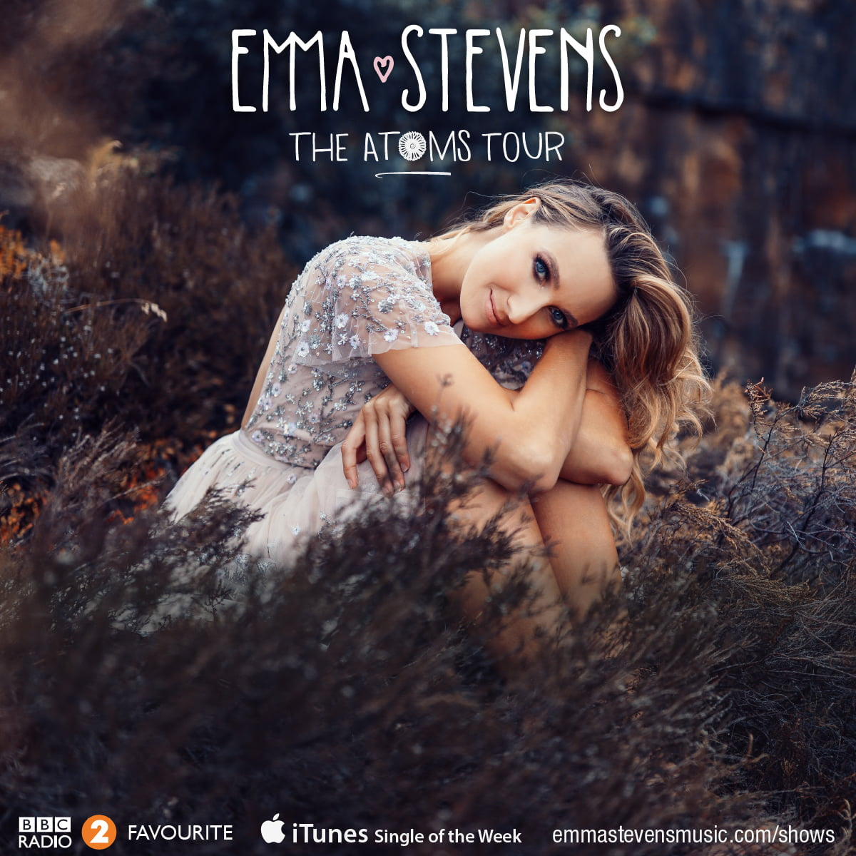 Emma Stevens - The Atoms Tour plus support, The ÆTHER