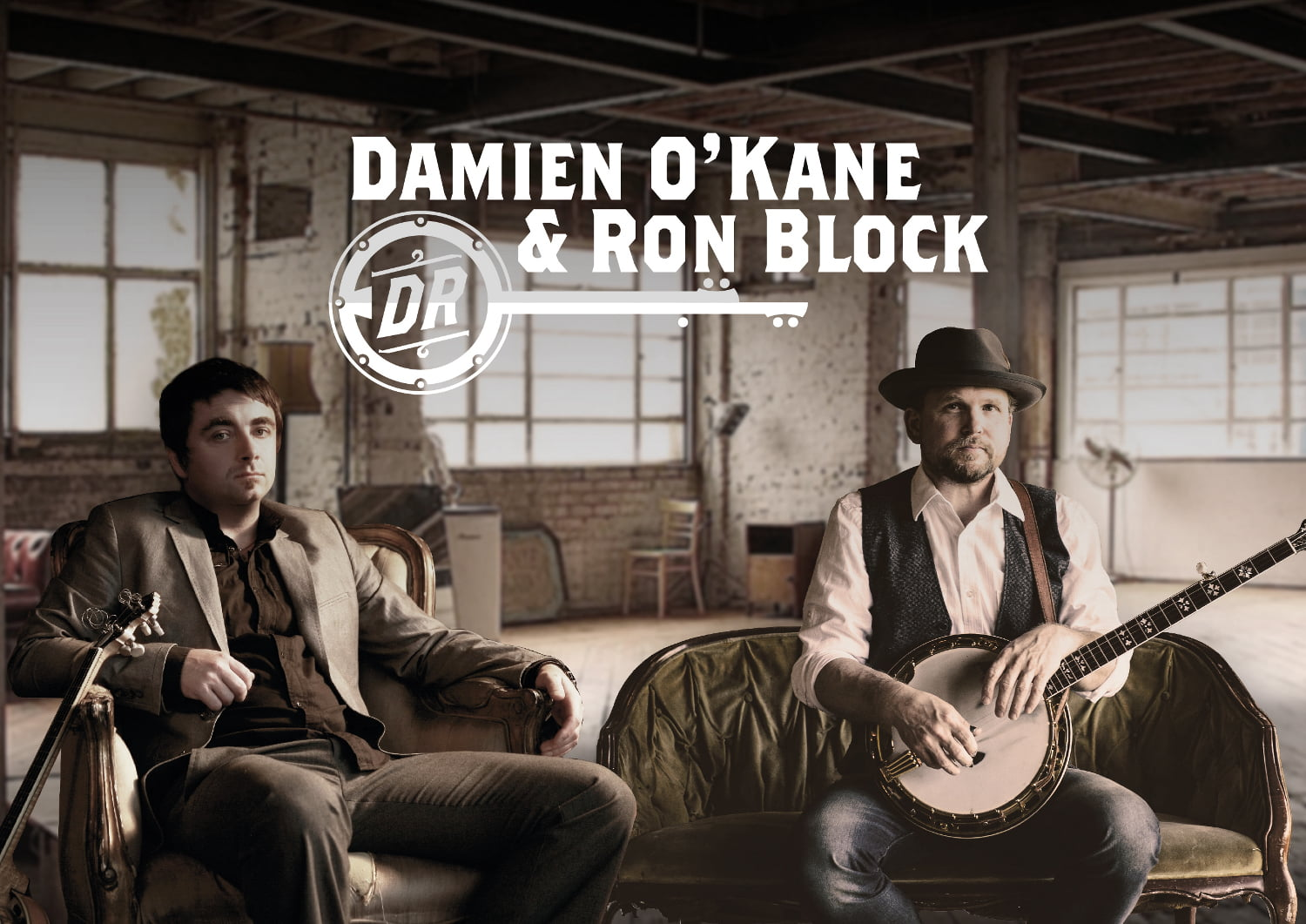 Damien O'Kane & Ron Block (Alison Krauss & Union Station) Band
