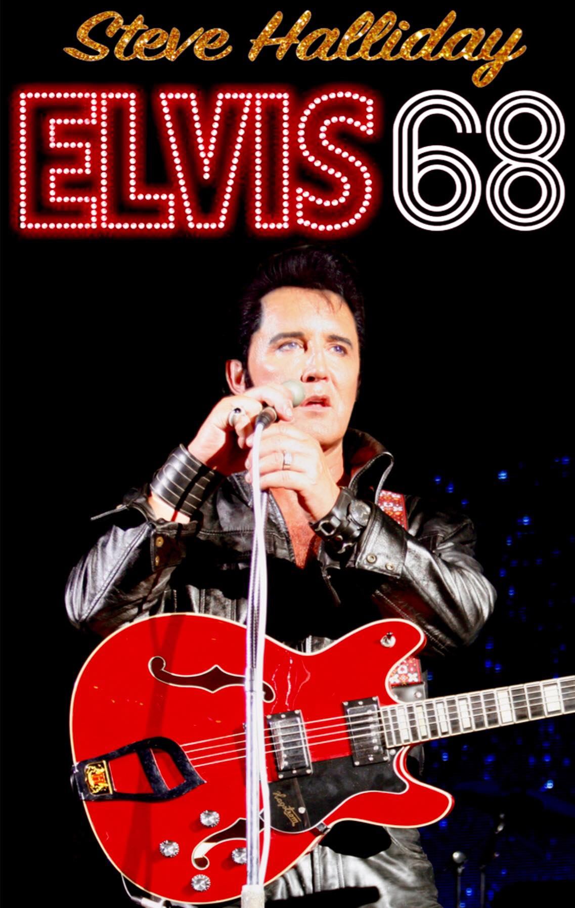 The Return of the King: Elvis 68
