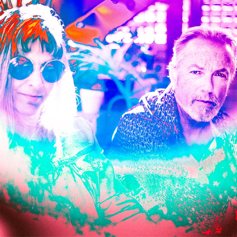 An Evening with Steve Kilbey and Amanda Kramer