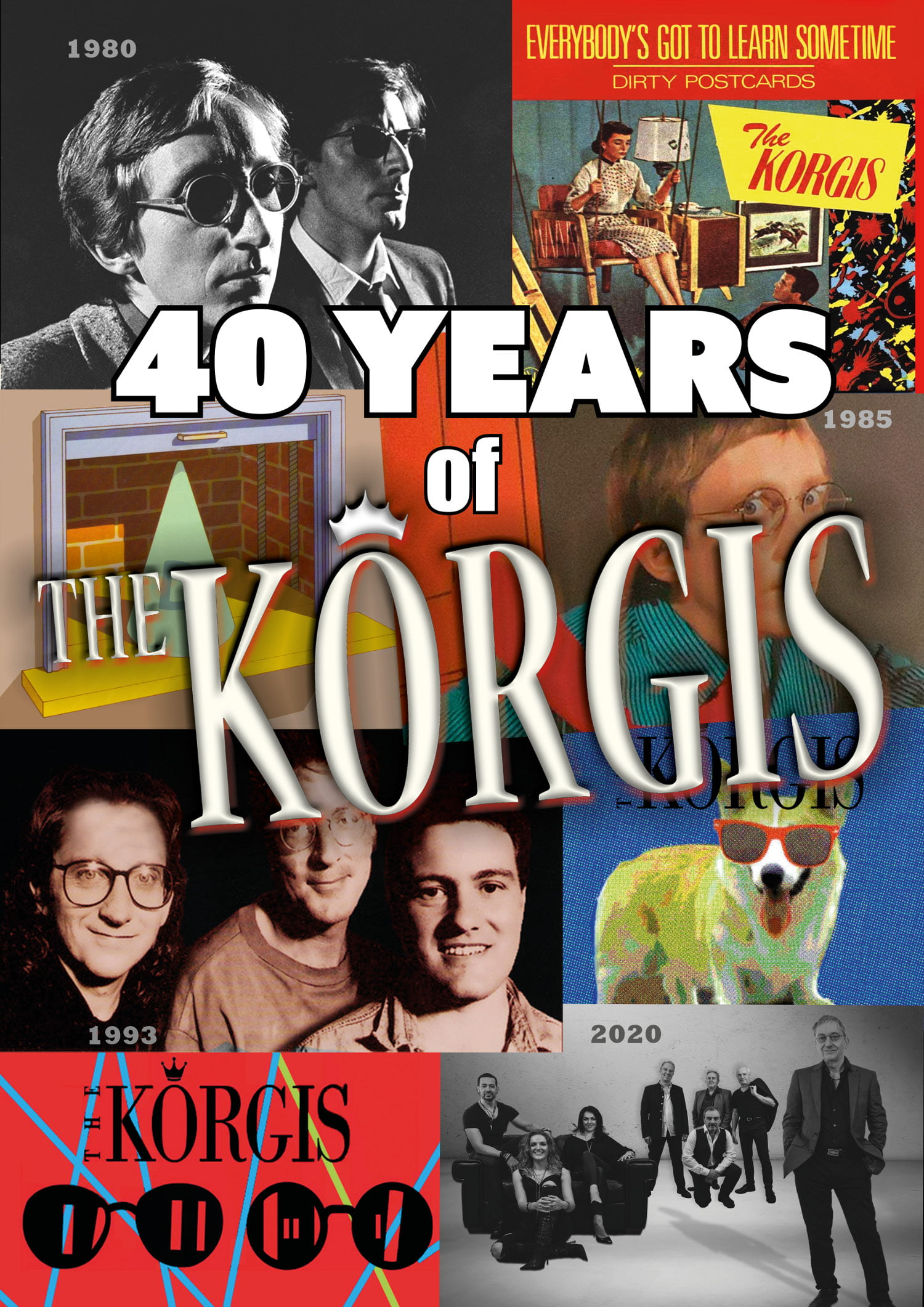 Forty Years of The Korgis