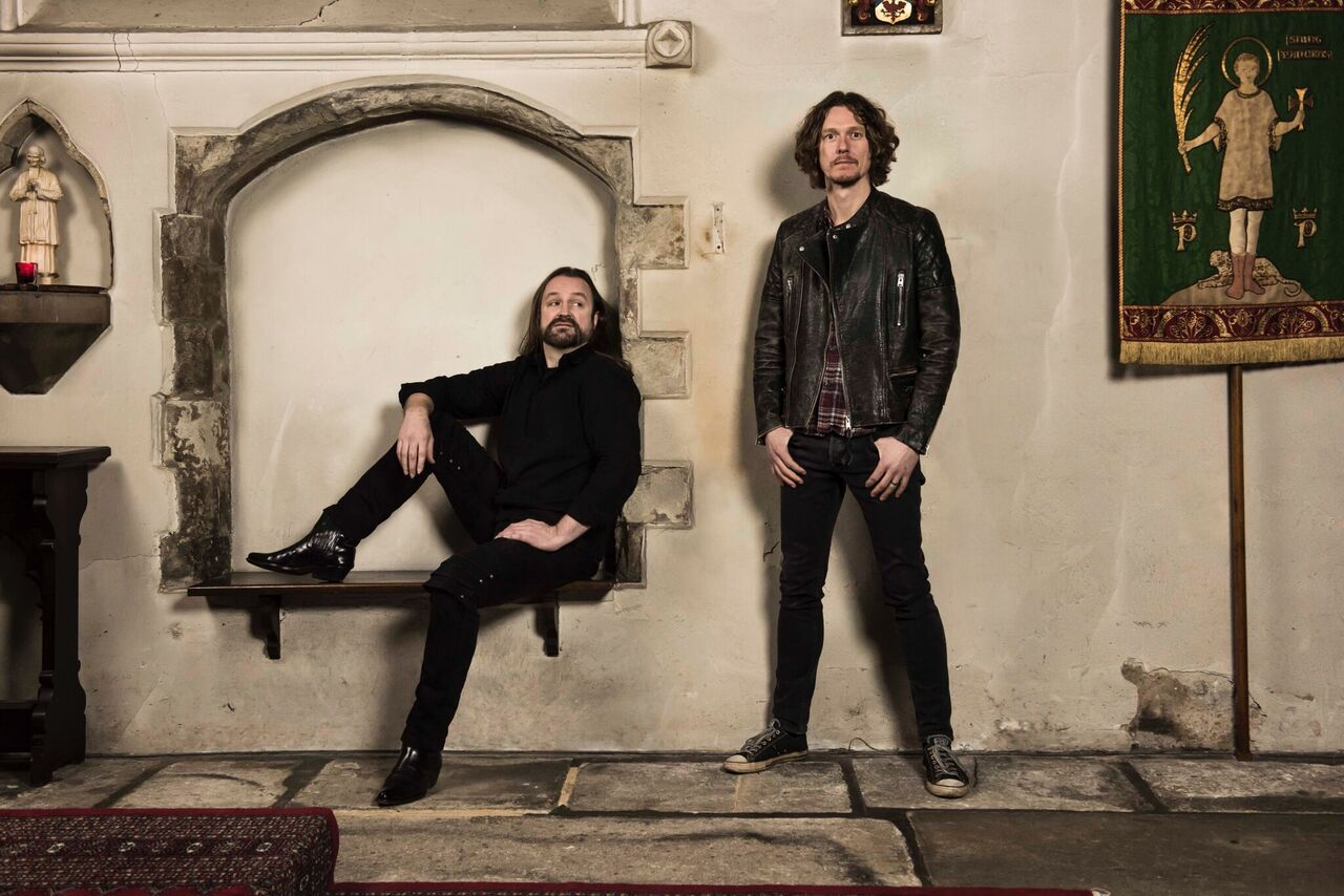Damian Wilson & Adam Wakeman UK Tour 2020