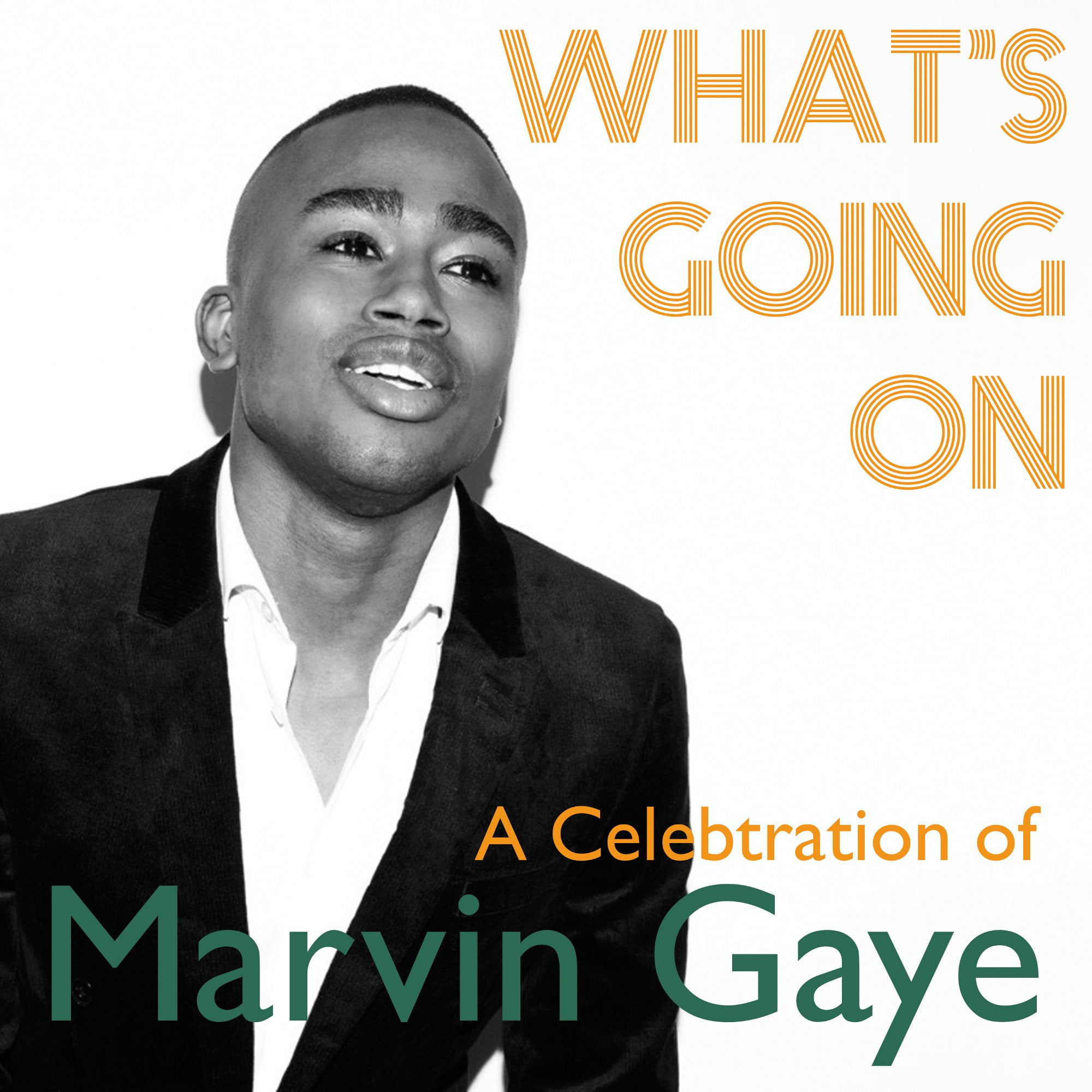 What's Going On: A Celebration of Marvin Gaye feat: Nate Simpson