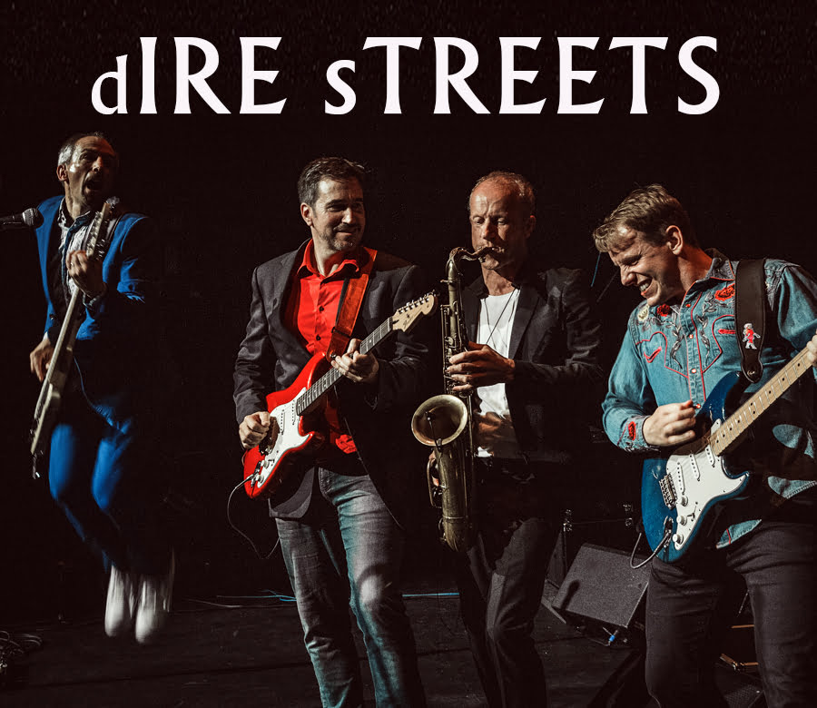 Dire Streets - Brothers in Arms Tour