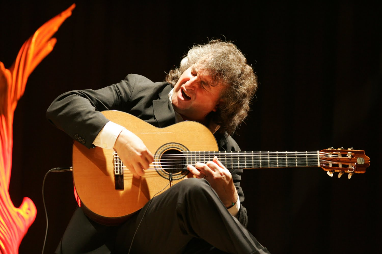 Eduardo Niebla in Concert