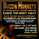 The Buzzin Hornets and the 'Los Texicanos  Show'