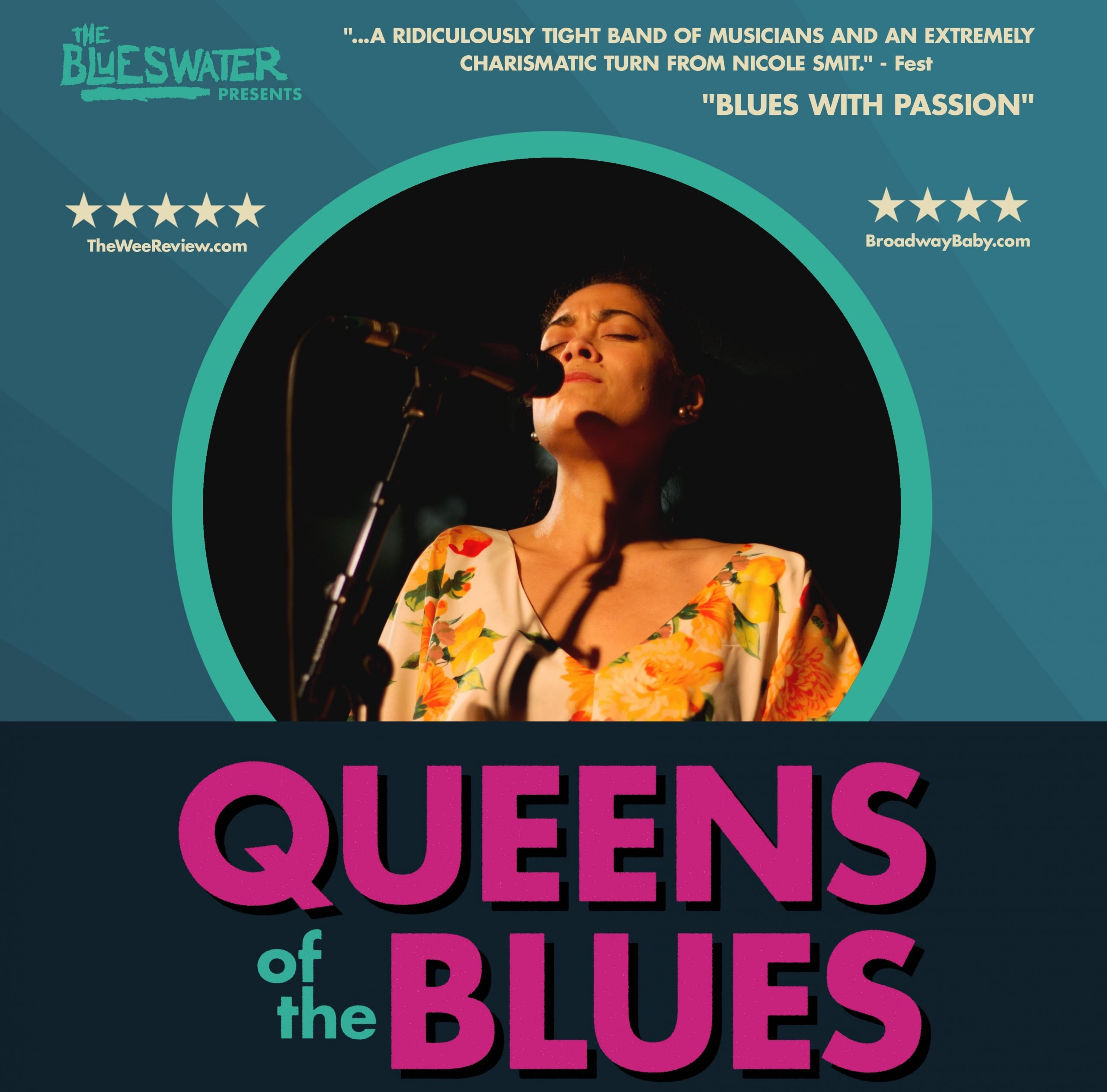 Cancelled - Queens of the Blues