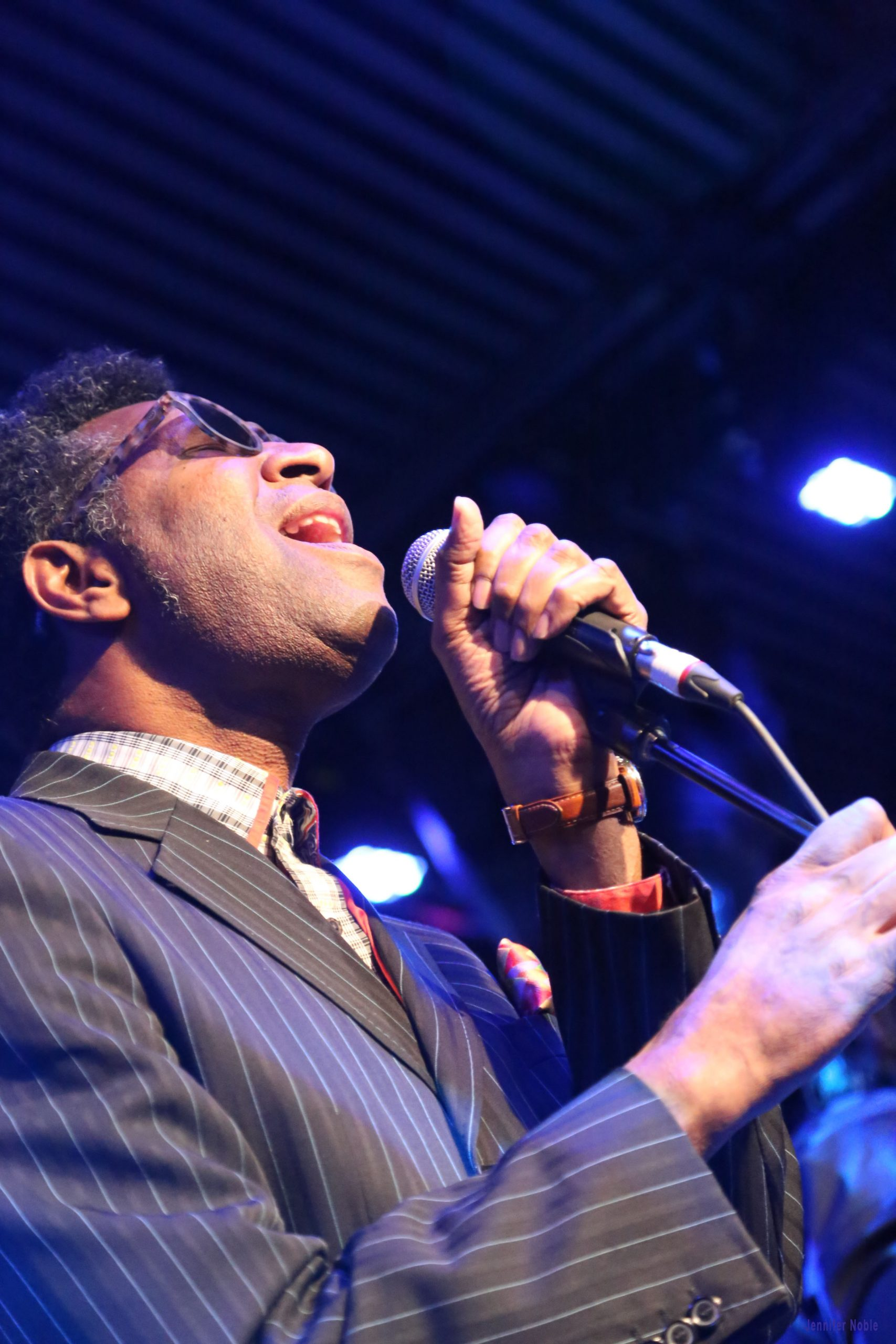 Reuben Richards & The Jezebel Sextet Present: The Music of Otis Redding