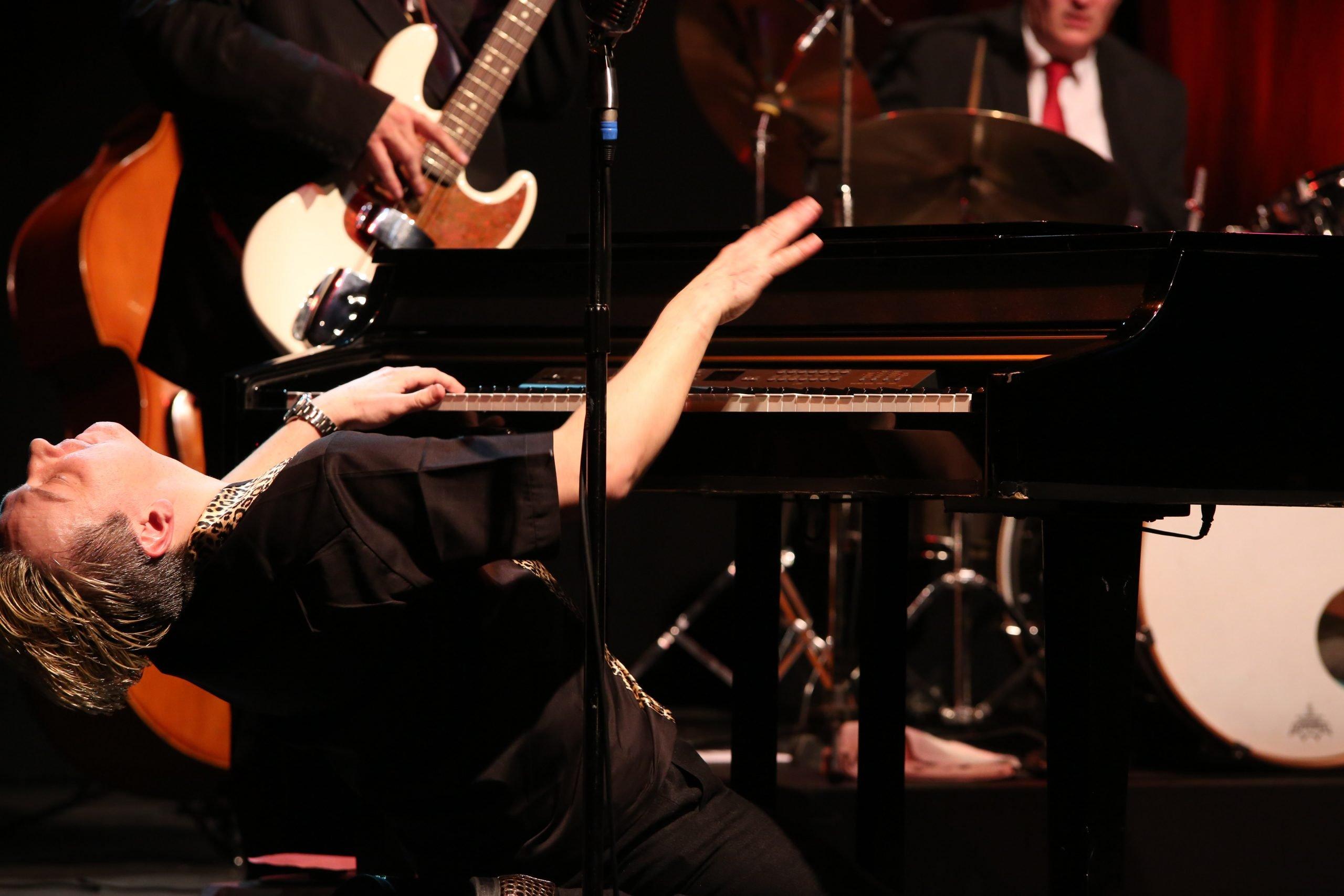 Peter Gill - Piano Legends - Postponed (DTBA)